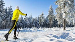 Strength Training and Cross-Country Skiing