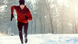Five Good Reasons to Train Outdoors in Winter